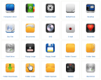 iIcons, Bộ Icon đồng bộ
